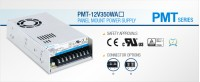 Delta PMT Panel Mount Power Supply Series is now Available in 12V 350W